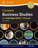 Omslag - Complete Business Studies for Cambridge IGCSE and O Level