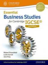 Omslag - Essential Business Studies for Cambridge IGCSE Student Book: Student book