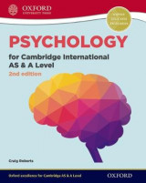 Omslag - Psychology for Cambridge International AS and A Level Student Book
