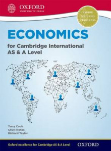 Economics for Cambridge International AS and A Level Student Book: Student book av Terry Cook, Clive Riches og Richard Taylor (Blandet mediaprodukt)