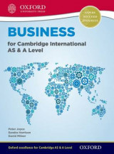 Omslag - Business for Cambridge International AS & A Level Student Book
