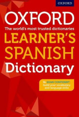 Omslag - Oxford Learner's Spanish Dictionary