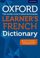 Omslag - Oxford Learner's French Dictionary