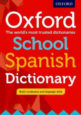 Omslag - Oxford School Spanish Dictionary