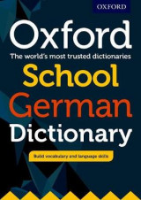 Omslag - Oxford School German Dictionary