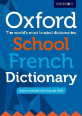 Omslag - Oxford School French Dictionary