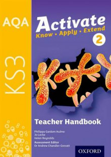 AQA Activate for KS3: Teacher Handbook 2 av Simon Broadley, Mark Matthews, Victoria Stutt, Nicky Thomas, Jo Locke og Philippa Gardom Hulme (Heftet)