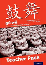 Omslag - Gu Wu for Secondary Chinese Mandarin