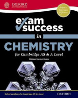 Omslag - Exam Success in Chemistry for Cambridge AS & A Level