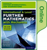 Omslag - International A Level Further Mathematics for Oxford International AQA Examinations: With Mechanics