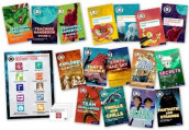 Project X Comprehension Express Super Easy Buy Pack av Tony Bradman, Narinder Dhami, Ben Hulme-Cross, Tamsyn Murray, Ciaran Murtagh, Joanna Nadin, Claire O'Brien, Janice Pimm, Sally Prue og Ali Sparkes (Samlepakke)