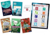 Project X Comprehension Express Stage 2 Whole Class Easy Buy Pack av Tony Bradman, Di Hatchett, Ben Hulme-Cross, Tamsyn Murray, Ciaran Murtagh, Claire O'Brien, Janice Pimm, Rachael Sutherland og Tony Whatmuff (Samlepakke)