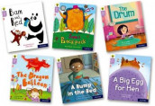 Oxford Reading Tree Story Sparks: Oxford Level 1+: Mixed Pack of 6 av Juliet Clare Bell, Narinder Dhami, Teresa Heapy, Becca Heddle, Cheryl Palin og Michelle Robinson (Samlepakke)