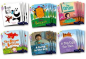 Oxford Reading Tree Story Sparks: Oxford Level 1+: Class Pack of 36 av Juliet Clare Bell, Narinder Dhami, Teresa Heapy, Becca Heddle, Cheryl Palin og Michelle Robinson (Samlepakke)