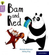 Omslag - Oxford Reading Tree Story Sparks: Oxford Level 1+: Bam and Red