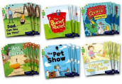 Oxford Reading Tree Story Sparks: Oxford Level 2: Class Pack of 36 av Catherine Baker, Narinder Dhami, Liz Miles, Paul Shipton og Jeanne Willis (Samlepakke)
