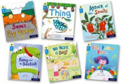Oxford Reading Tree Story Sparks: Oxford Level 3: Mixed Pack of 6 av Peter Bently, Jan Burchett, Teresa Heapy, Paeony Lewis, Abie Longstaff, Kate Scott og Sara Vogler (Samlepakke)