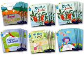 Oxford Reading Tree Story Sparks: Oxford Level 3: Class Pack of 36 av Peter Bently, Jan Burchett, Teresa Heapy, Paeony Lewis, Abie Longstaff, Kate Scott og Sara Vogler (Samlepakke)