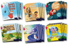 Oxford Reading Tree Story Sparks: Oxford Level 4: Class Pack of 36 av Jonathan Emmett, Kate Scott, Teresa Heapy, Isabel Thomas, Paul Shipton og Jamie Smart (Samlepakke)