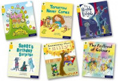 Oxford Reading Tree Story Sparks: Oxford Level 5: Mixed Pack of 6 av Narinder Dhami, Timothy Knapman, Abie Longstaff, Joanna Nadin, Simon Puttock og Jamie Smart (Samlepakke)