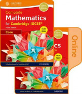 Omslag - Complete Mathematics for Cambridge IGCSE (R) Print & Online Student Book (Core)