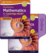 Omslag - Pemberton Mathematics for Cambridge IGCSE (R) Print & Online Student Book
