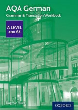 Omslag - AQA A Level German: Grammar & Translation Workbook