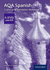 Omslag - AQA A Level Spanish: Grammar & Translation Workbook