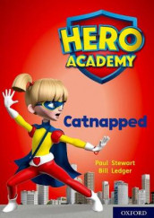 Hero Academy: Oxford Level 12, Lime+ Book Band: Catnapped av Paul Stewart (Heftet)