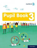 Omslag - Numicon: Pupil Book 3: Pack of 15