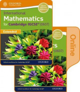 Omslag - International Maths for Cambridge IGCSE Print & Online Student Book