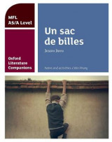 Omslag - Oxford Literature Companions: Un sac de billes: study guide for AS/A Level French set text