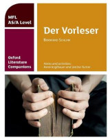 Omslag - Oxford Literature Companions: Der Vorleser: study guide for AS/A Level German set text