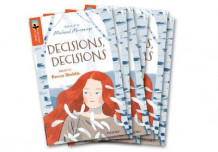 Oxford Reading Tree TreeTops Greatest Stories: Oxford Level 13: Decisions, Decisions Pack 6 av Becca Heddle (Samlepakke)