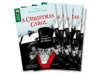 Oxford Reading Tree TreeTops Greatest Stories: Oxford Level 12: A Christmas Carol Pack 6 av Margaret McAllister og Charles Dickens (Samlepakke)