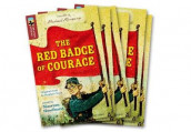 Oxford Reading Tree TreeTops Greatest Stories: Oxford Level 15: The Red Badge of Courage Pack 6 av Stephen Crane og Maureen Haselhurst (Samlepakke)