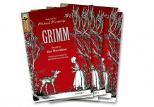 Oxford Reading Tree TreeTops Greatest Stories: Oxford Level 18: Grimm Pack 6 av Jan Davidson og Brothers Grimm (Samlepakke)