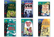 Oxford Reading Tree TreeTops Chucklers: Oxford Levels 16-17: Pack of 6 av Roy Apps, Joanna Nadin, John Foster, Ciaran Murtagh og Julia Golding (Samlepakke)