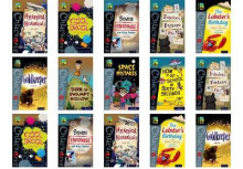 Oxford Reading Tree TreeTops Chucklers: Oxford Levels 18-20: Pack of 54 av Jeanne Willis, Maureen Haselhurst, Emma Barnes, Catherine Baker, Adele Geras, Gareth Jones, Sally Prue og Timothy Knapman (Samlepakke)