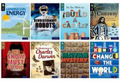 Oxford Reading Tree TreeTops inFact: Oxford Levels 18-20: Pack of 9 av Paul Harvey, Ben Hubbard, Nick Hunter, Claire Llewellyn, David Macphail, Paul Mason, Isabel Thomas og Alex Woolf (Samlepakke)