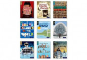 Oxford Reading Tree TreeTops inFact: Oxford Levels 18-20: Pack of 54 av Paul Harvey, Ben Hubbard, Nick Hunter, Claire Llewellyn, David Macphail, Paul Mason, Isabel Thomas og Alex Woolf (Samlepakke)