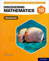 Omslag - Discovering Mathematics: Workbook 1B (Pack of 10)