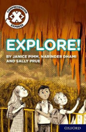Project X Comprehension Express: Stage 1: Explore! av Narinder Dhami, Janice Pimm og Sally Prue (Heftet)