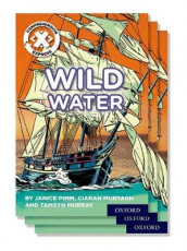 Project X Comprehension Express: Stage 2: Wild Water Pack of 15 av Tamsyn Murray, Ciaran Murtagh og Janice Pimm (Samlepakke)