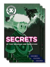 Project X Comprehension Express: Stage 2: Secrets Pack of 15 av Tony Bradman og Janice Pimm (Samlepakke)