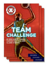 Omslag - Project X Comprehension Express: Stage 2: Team Challenge Pack of 15
