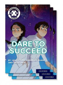 Project X Comprehension Express: Stage 3: Dare to Succeed Pack of 15 av Steve Cole, Andy Briggs og Joanna Nadin (Samlepakke)