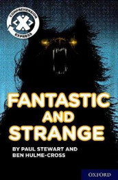 Project X Comprehension Express: Stage 3: Fantastic and Strange Pack of 6 av Ben Hulme-Cross og Paul Stewart (Samlepakke)