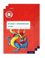 Omslag - Project X Comprehension Express: Stage 1 Workbook Pack of 30