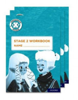 Omslag - Project X Comprehension Express: Stage 2 Workbook Pack of 30